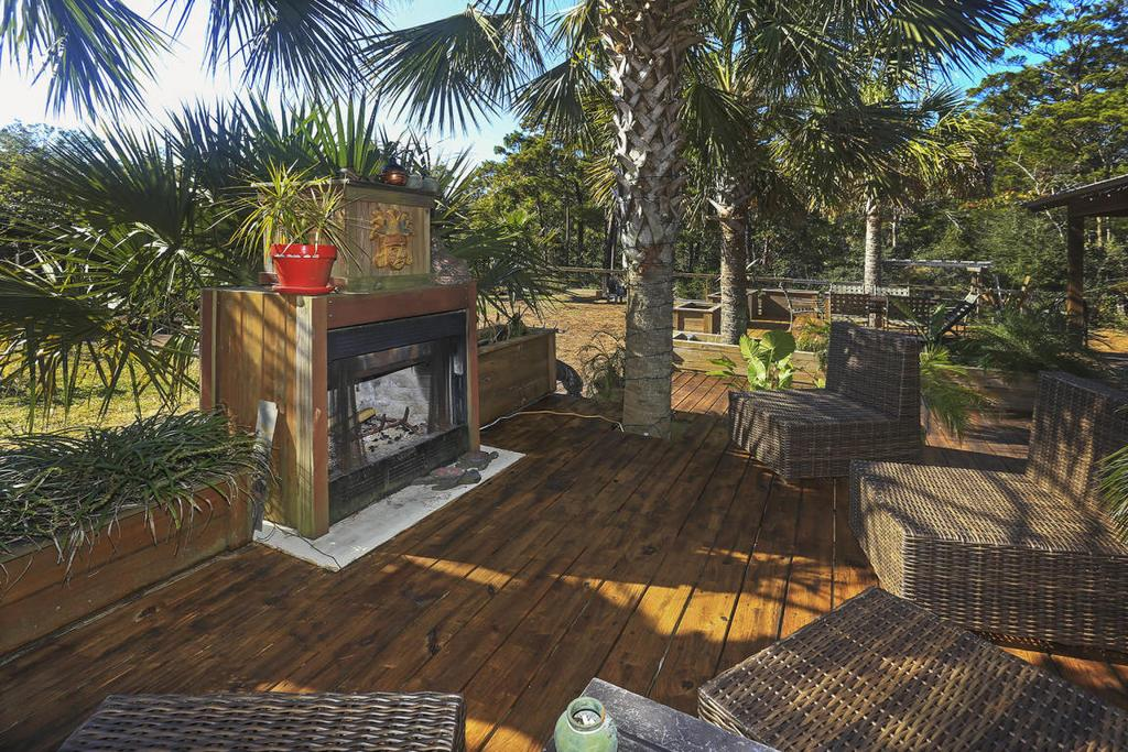 Charming 30A Home Firepit