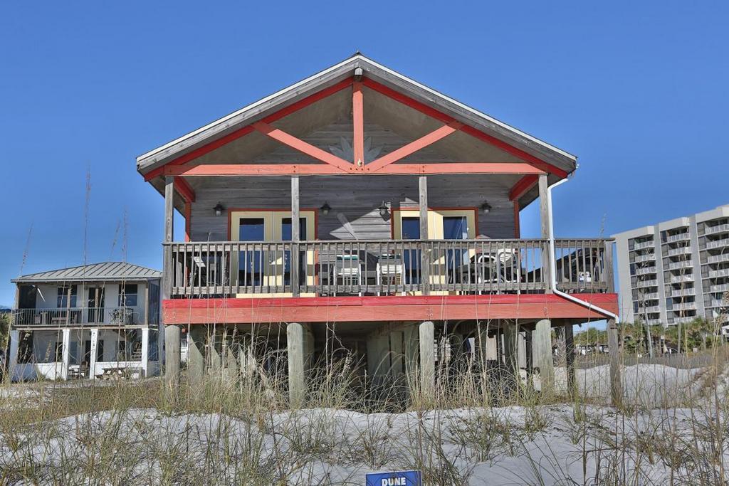 classic beachfront home for sale in miramar beach