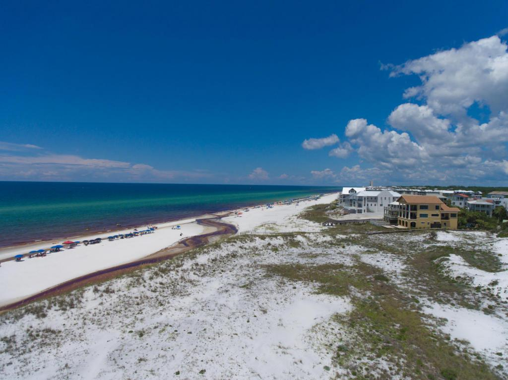 30A Beachfront Home