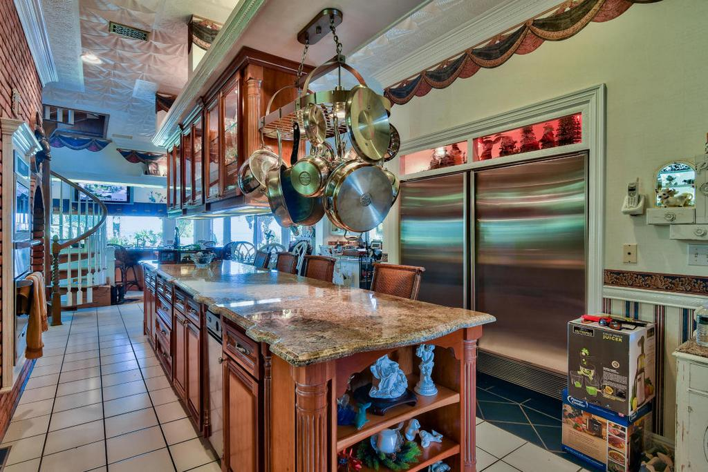 Miramar Beach Kitchen