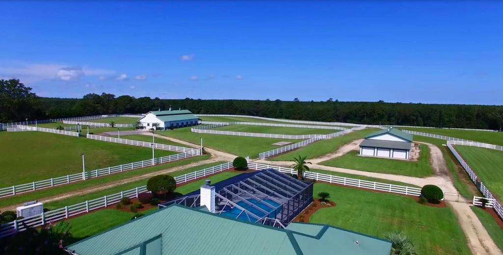 Equestrian Estate Northwest Florida