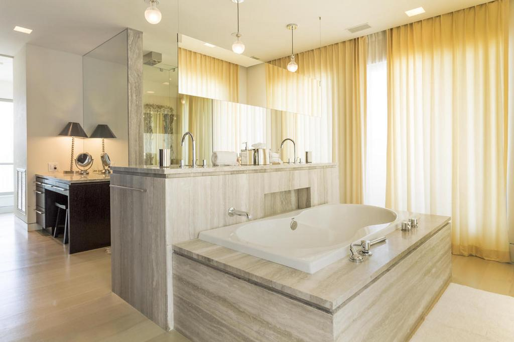 Seaside Master Bathroom