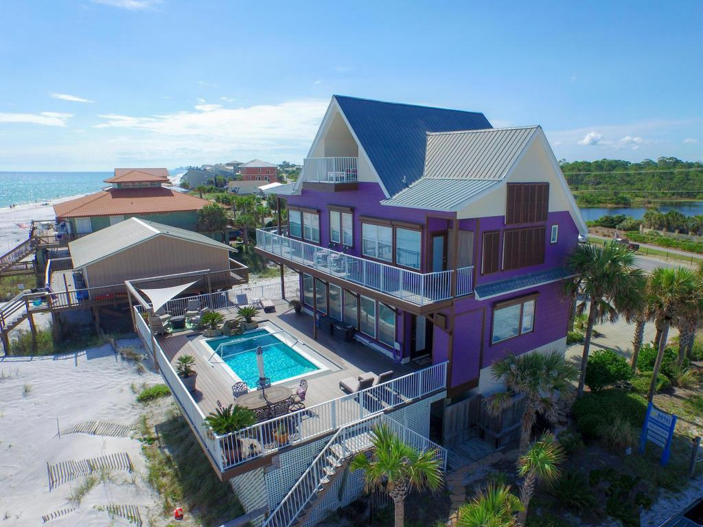 30A Purple House for Sale