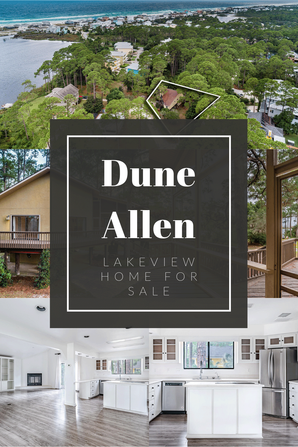 Dune Allen Lakeview Home for Sale