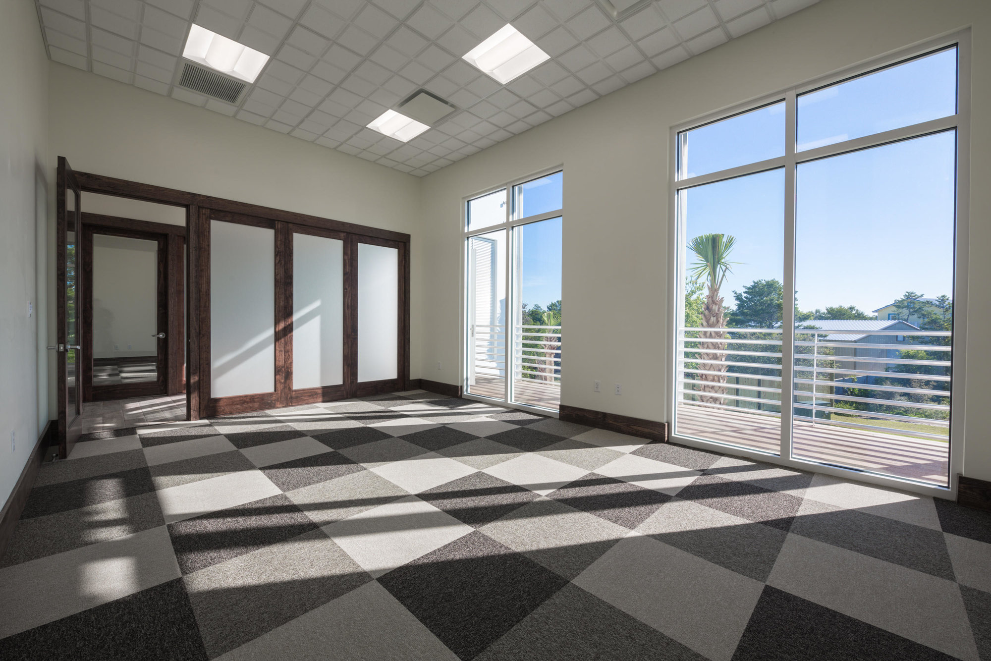 30A Office Space Interior