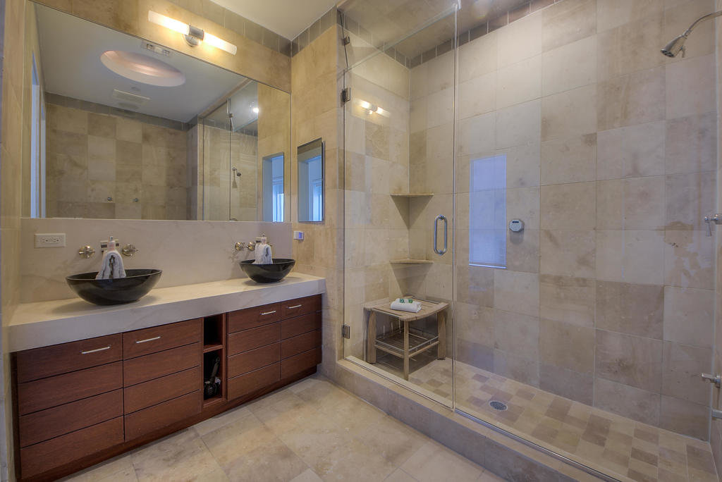45 Central Square Penthouse Master Bath