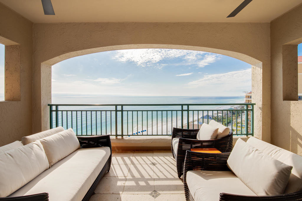 Southwinds Penthouse Balcony