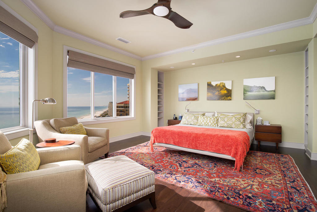 Southwinds Penthouse Master Bedroom