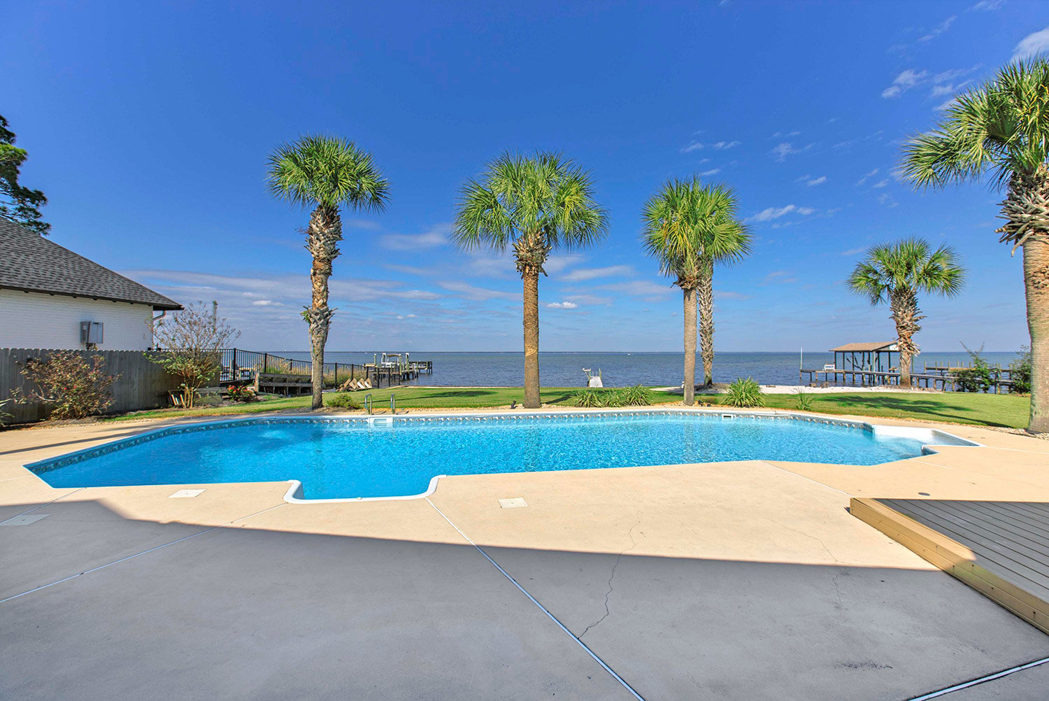 Miramar Beach Home on the Bay