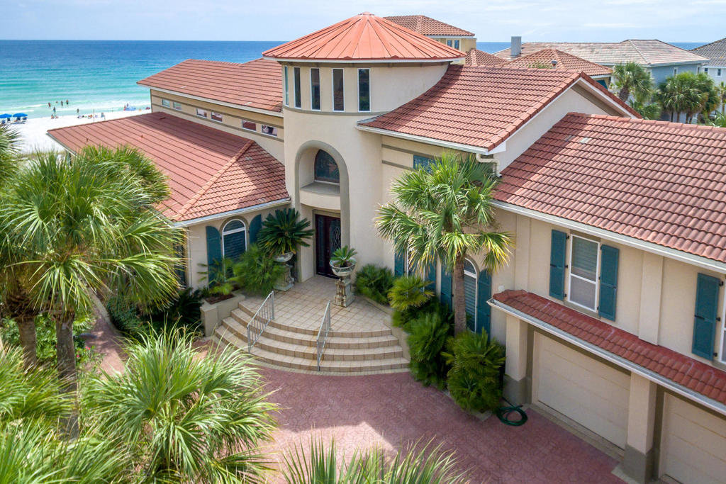 Beachfront Destin Real Estate