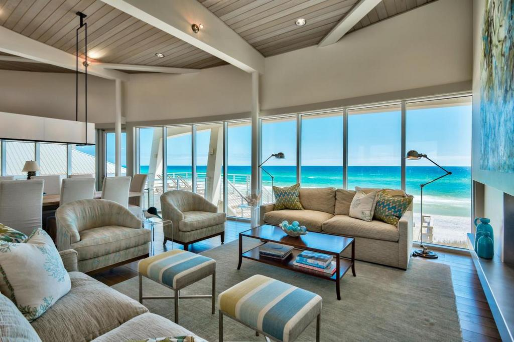 Beachfront Home for Sale in South Walton
