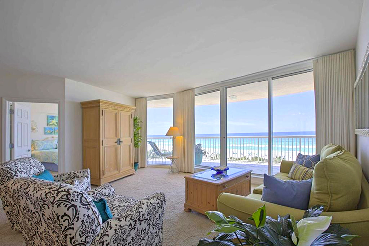 Beachfront Silver Shells Condo For Sale