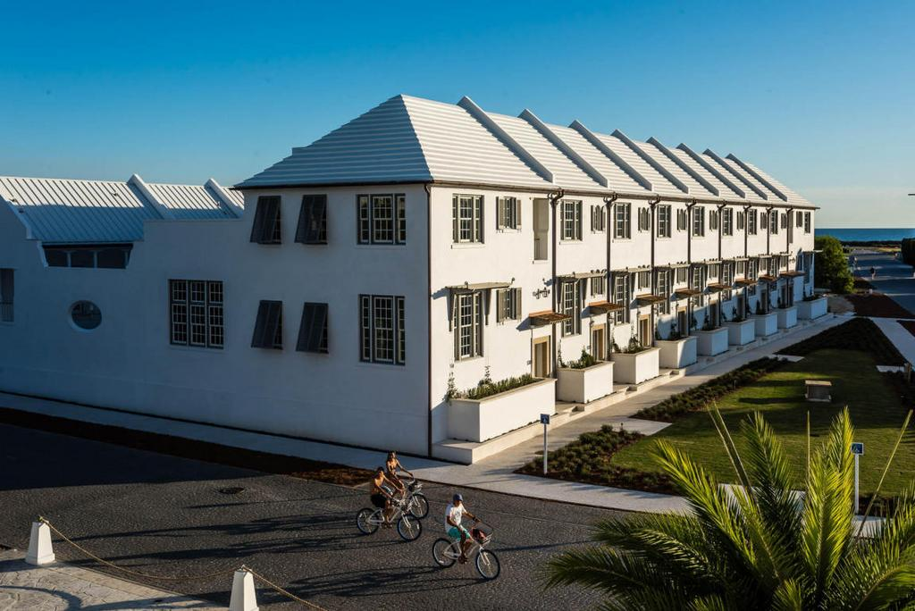 New Alys Beach Row Homes For Sale