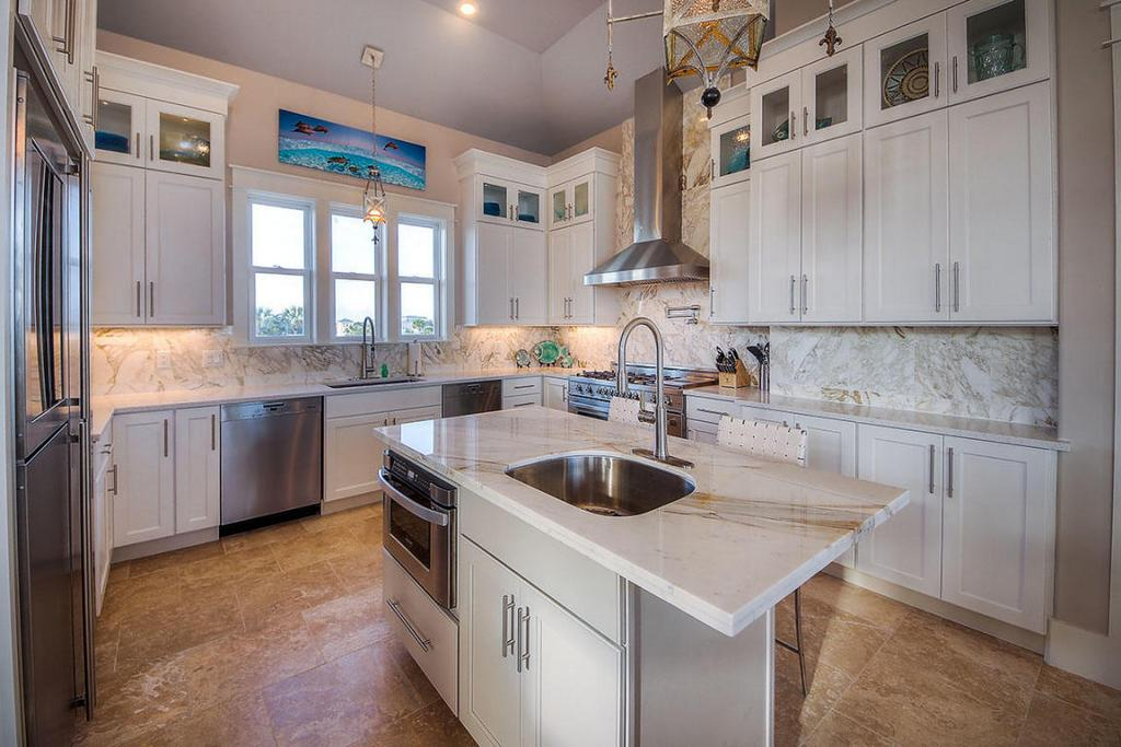 Crystal Beach Kitchen