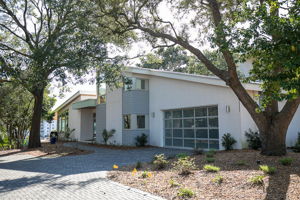 Destin Mid-Century Home for Sale