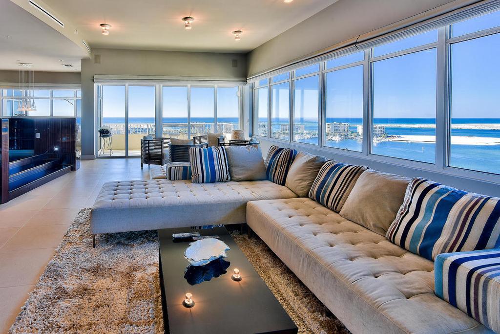 Destin S Most Extravagant Penthouses For Sale