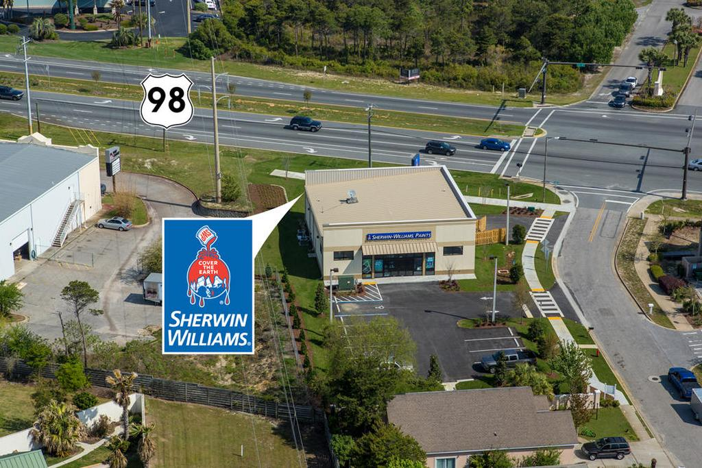 Destin Sherwin Williams for Sale