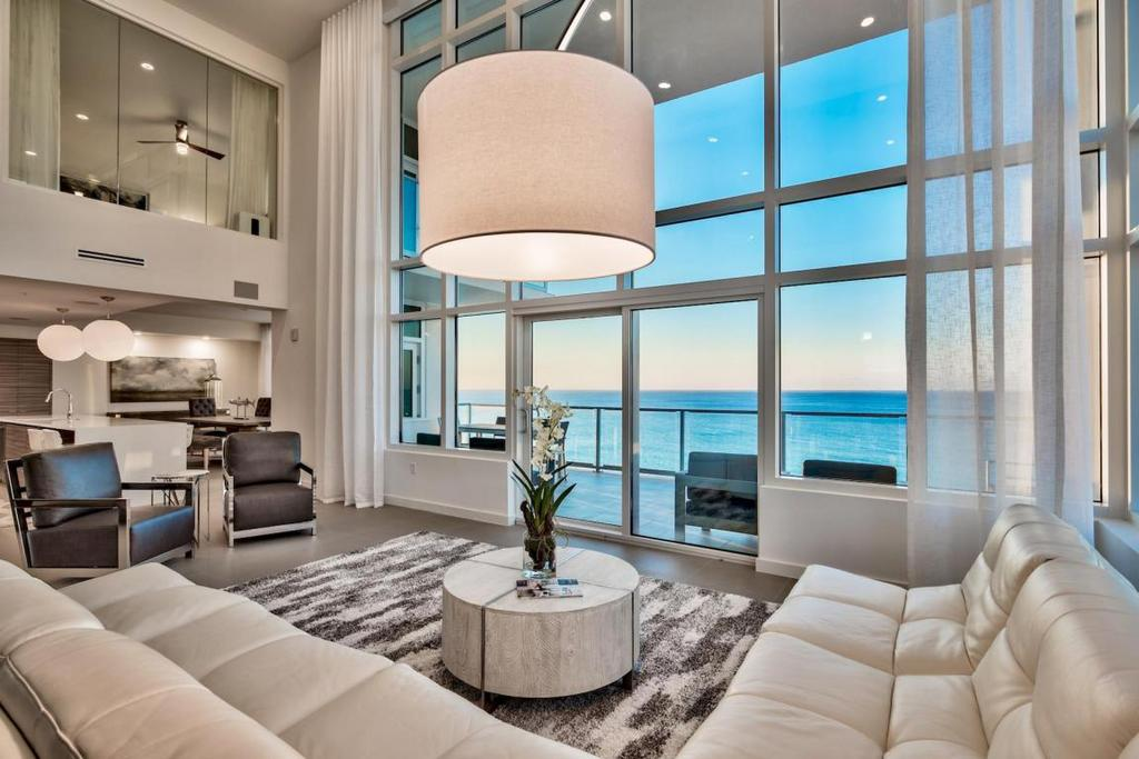 Destin Two Story Penthouse for Sale