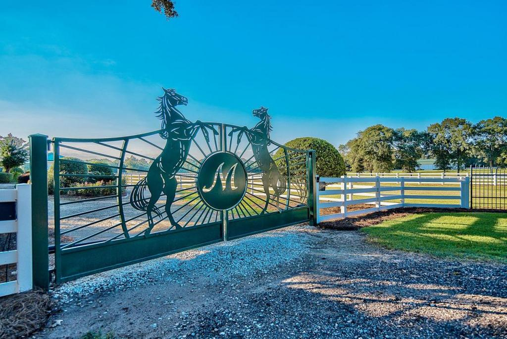 Equestrian Estate Near Destin