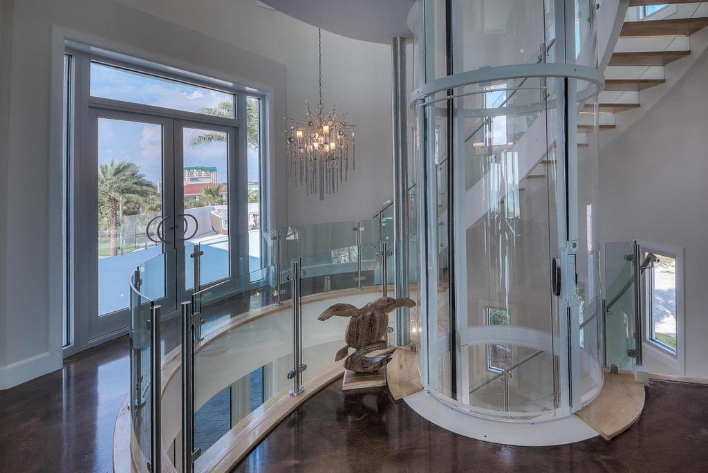 Glass Tube Elevator