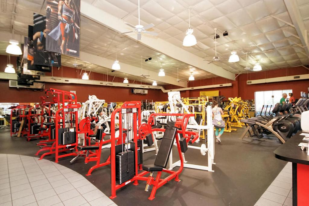 Golds Gym for Sale