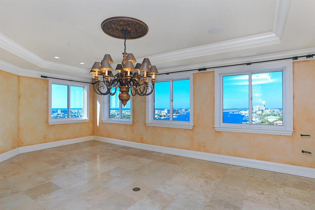 Grand Harbor Penthouse Dining Room