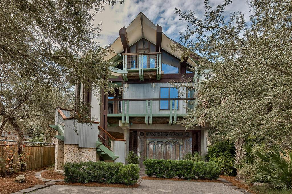 Grayton Beach Zen Home