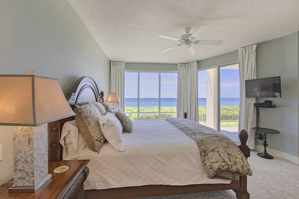 High Pointe 14E Master Bedroom
