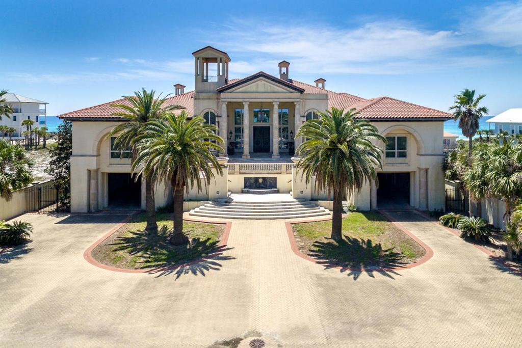 Miramar Beach Beachfront Estate