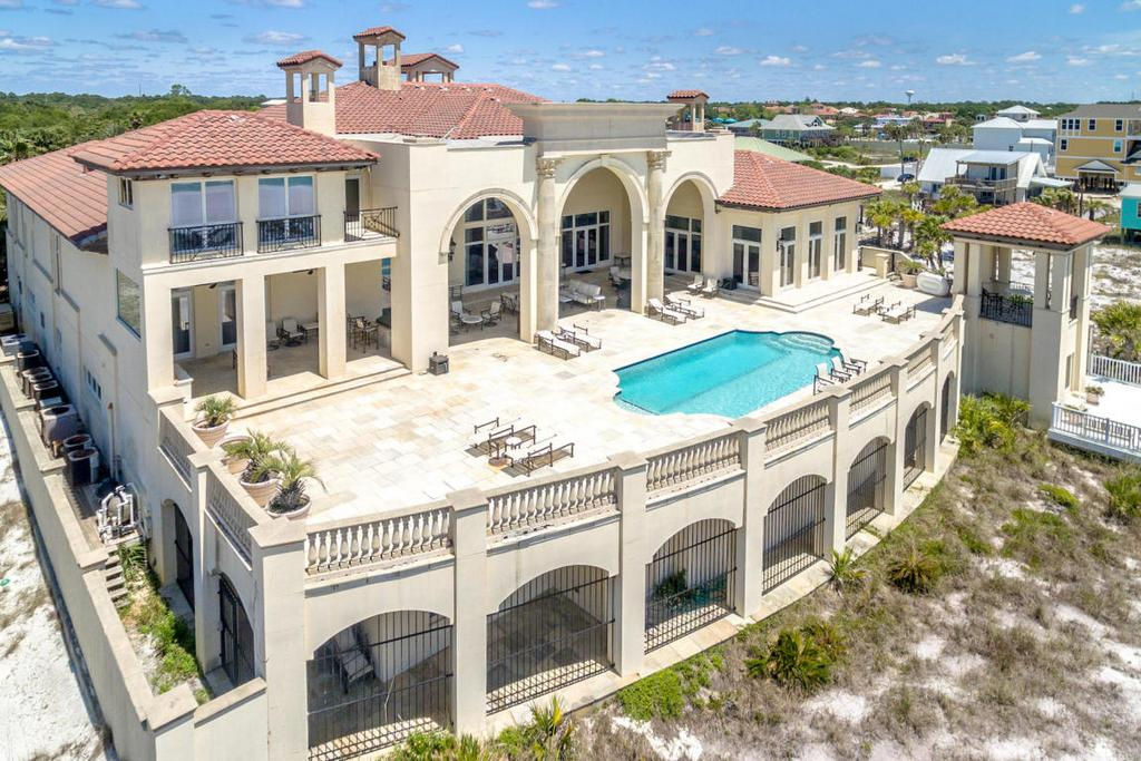 Miramar Beach Estate Pool