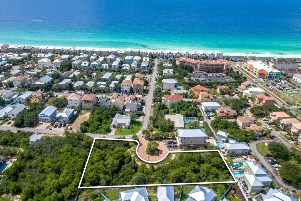 Miramar Beach Subdivision for Sale