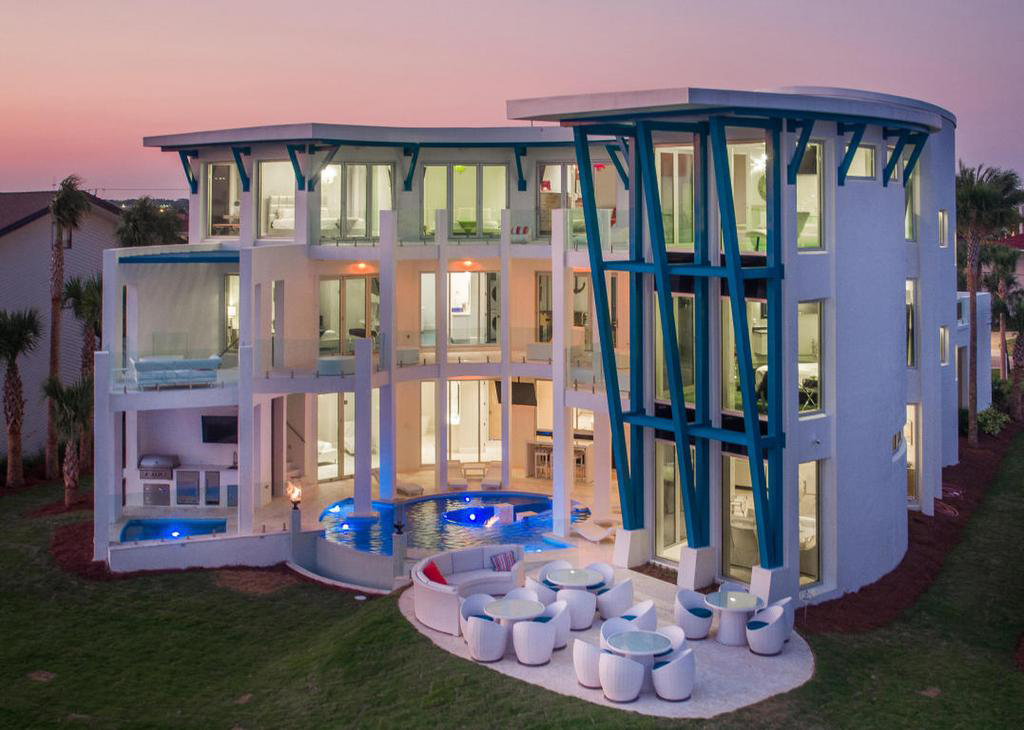 Modern $9.8 Million Dollar Destin Home