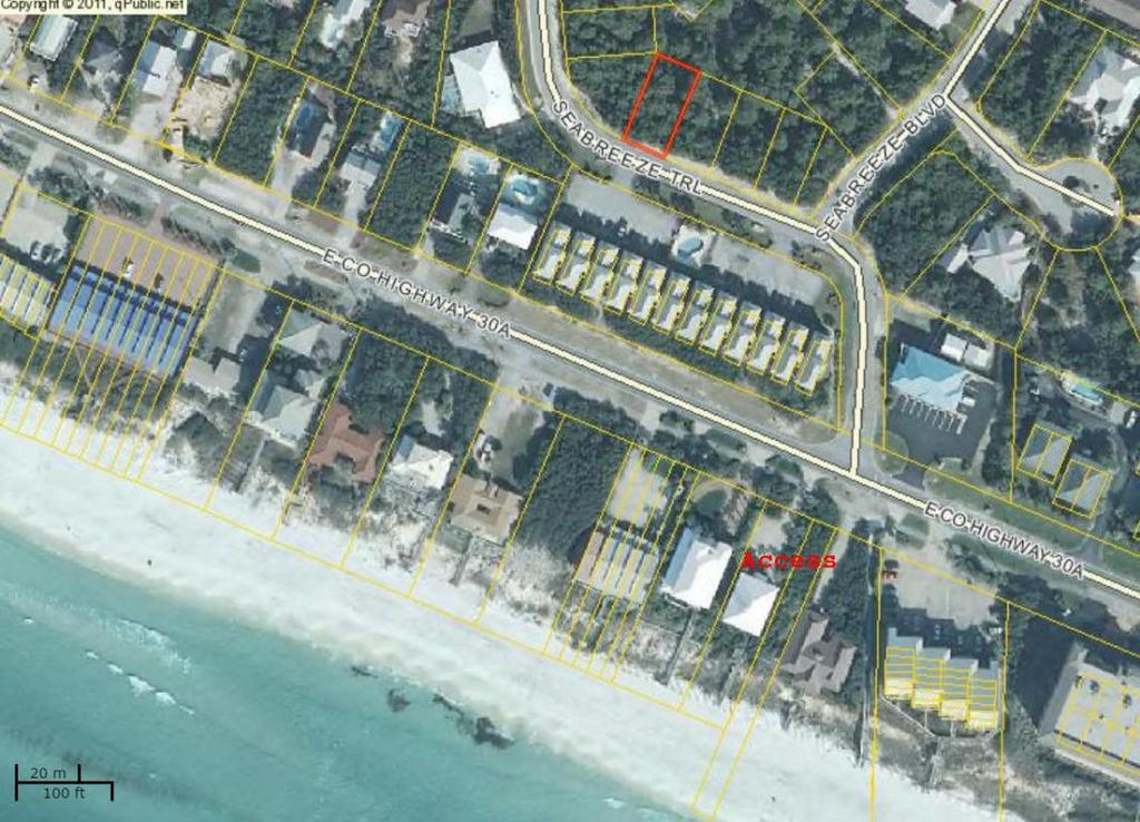 Seacrest Beach Homes for Sale