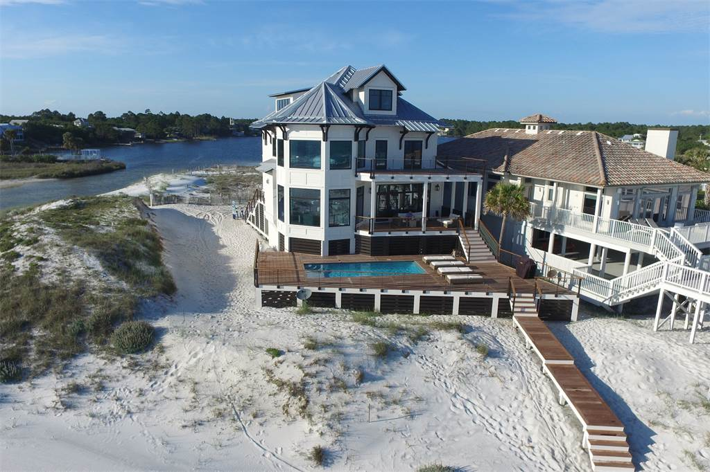 Stunning Seagrove Beach Home for Sale