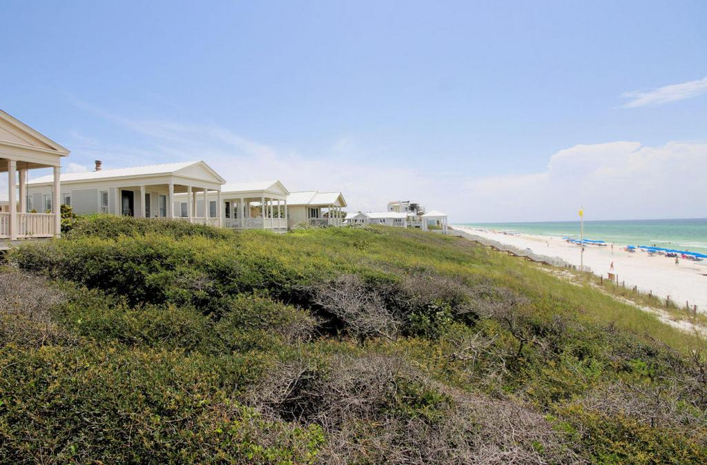 Small Beachfront Home in Seaside for Sale