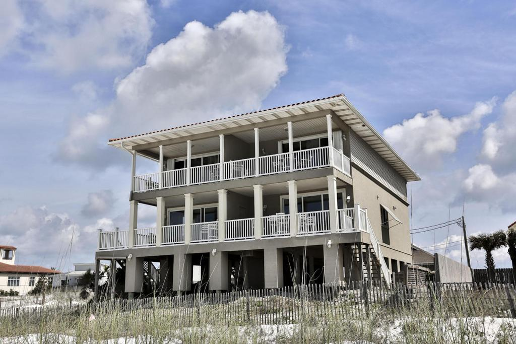 Gulf Front Miramar Beach Home for Sale